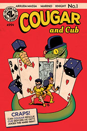 Cougar and Cub #1 cover C