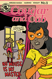 Cougar and Cub #2 cover B