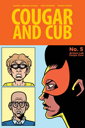 Cougar and Cub #5 cover B