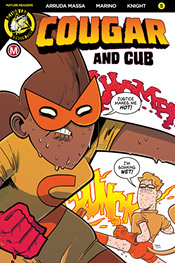 Cougar and Cub #5 cover C