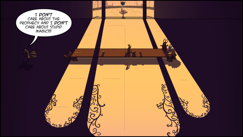 The Evil Life Webcomic, Chapter 2, Page 14