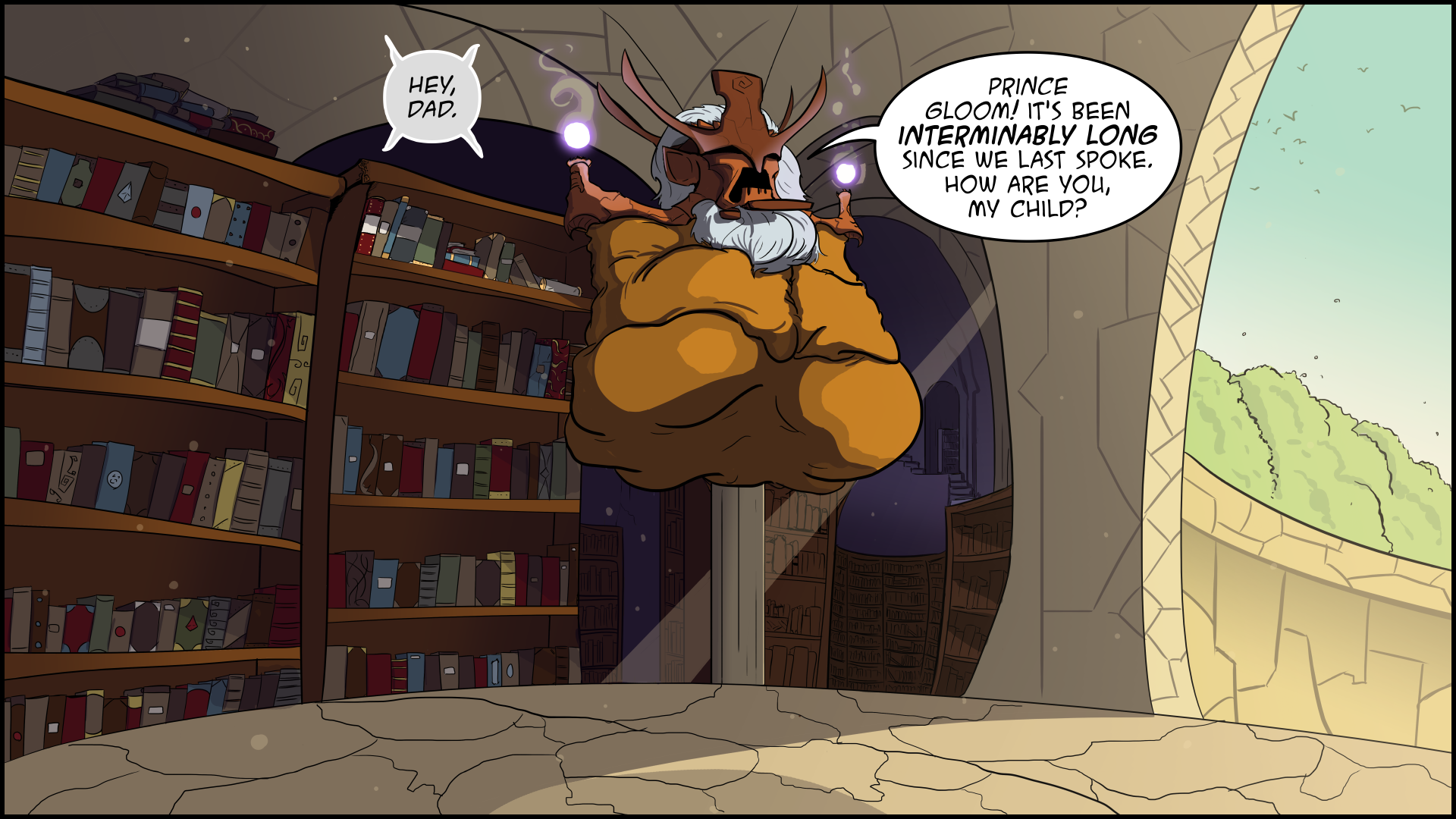 The Evil Life Webcomic, Chapter 5, Page 5
