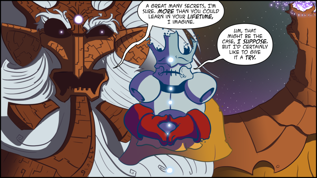 The Evil Life Webcomic, Chapter 5, Page 7