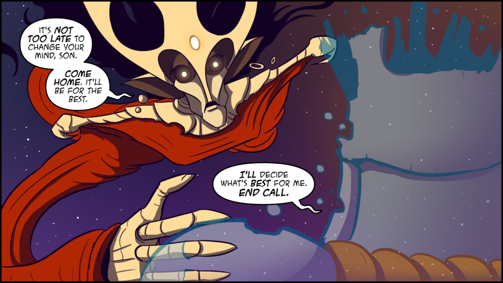 The Evil Life Webcomic, Chapter 5, Page 21