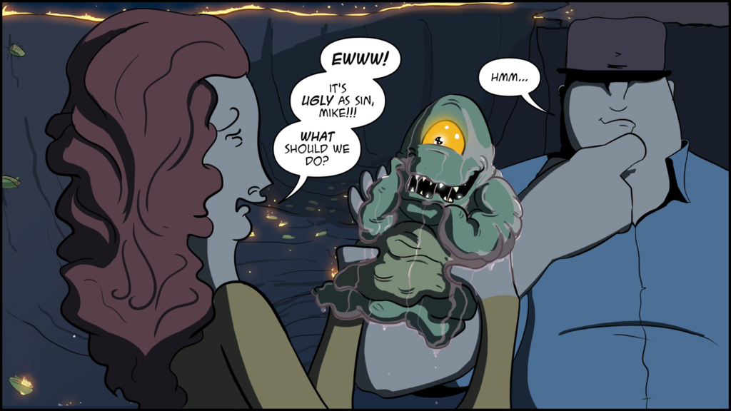 The Evil Life Webcomic, Chapter 7, Page 8