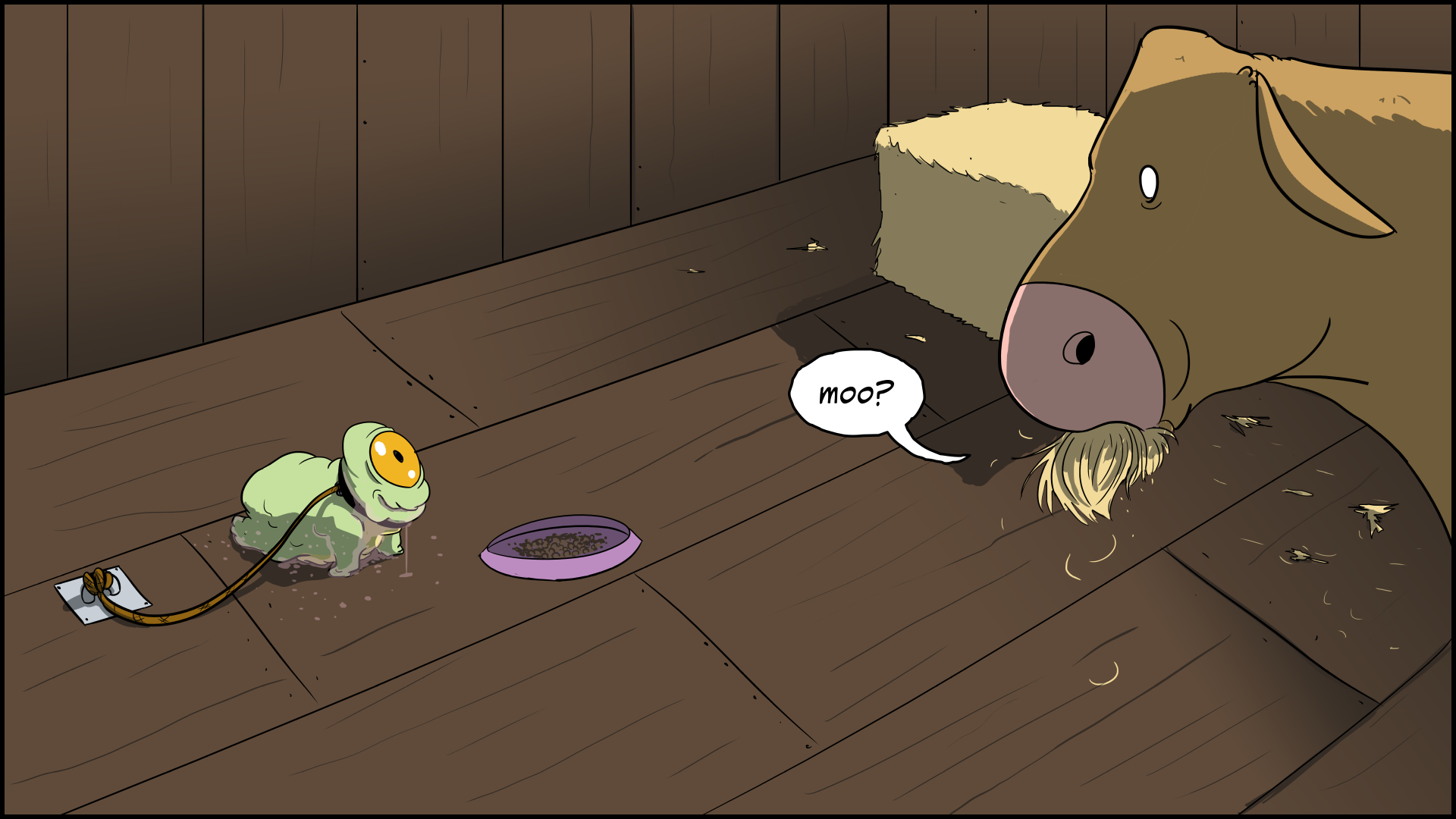 The Evil Life Webcomic, Chapter 7, Page 9