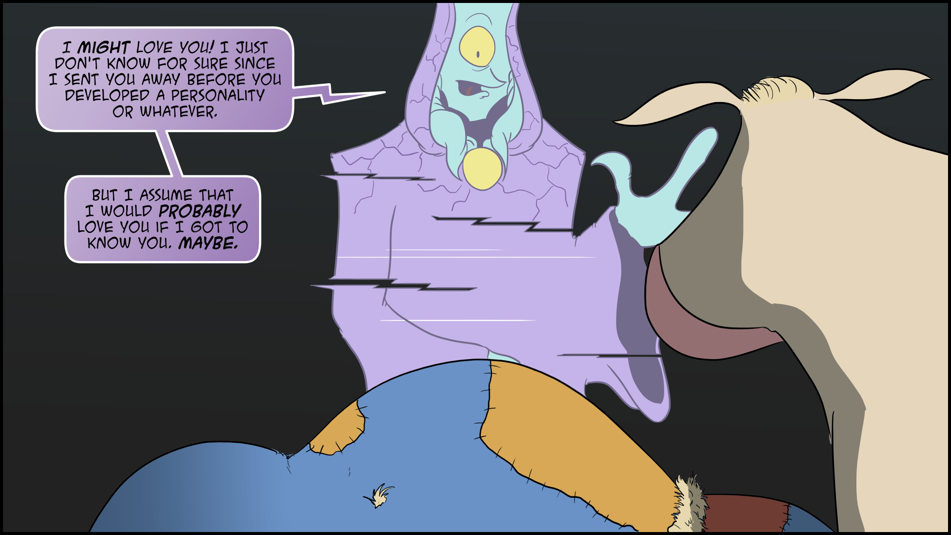 The Evil Life Webcomic, Chapter 10, Page 16