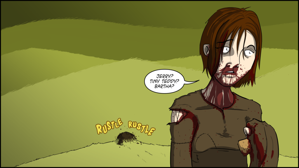 The Evil Life Webcomic, Chapter 11, Page 3