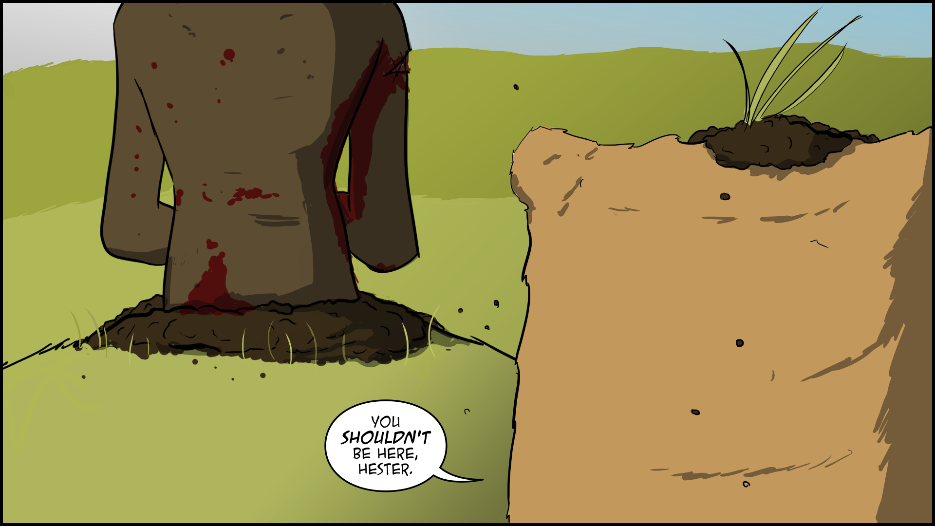 The Evil Life Webcomic, Chapter 11, Page 4