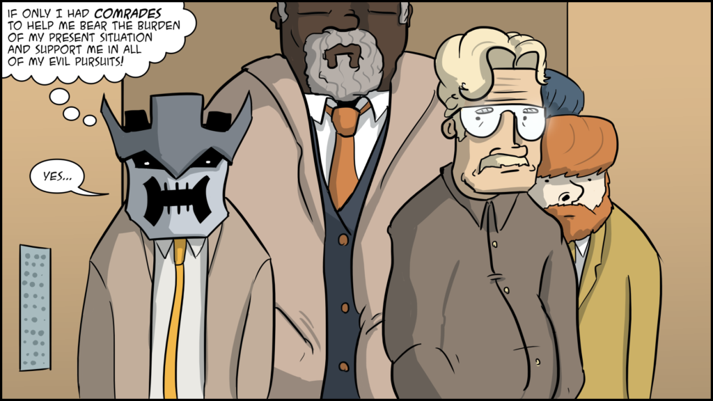 The Evil Life Webcomic, Chapter 12, Page 6