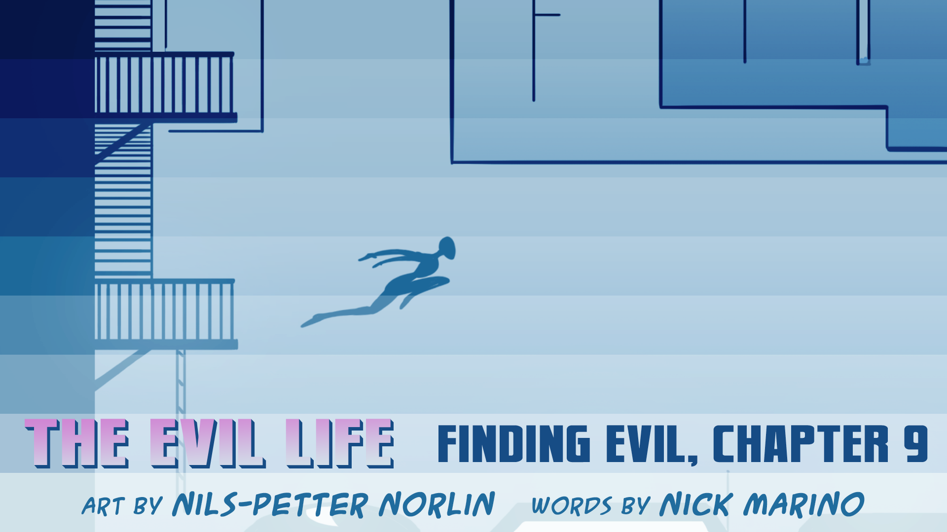 The Evil Life, Finding Evil, Chapter 9, Cover