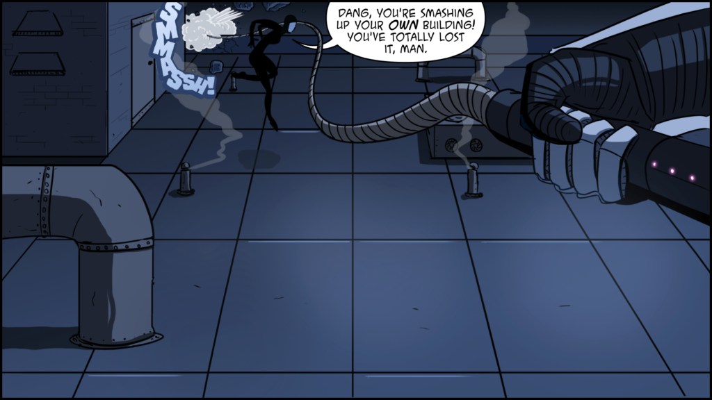 The Evil Life, Finding Evil, Chapter 9, Page 10